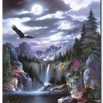 Phong Cảnh Đồi Núi M942