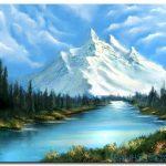 Dòng Sông Và Ngọn Núi Tuyết M944