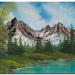 Rừng Lá Kim Và Núi Tuyết M945