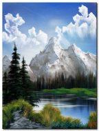 Rừng Lá Kim Và Núi Tuyết M949
