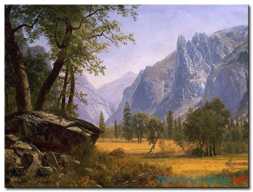 Phong Cảnh Đồi Núi M950
