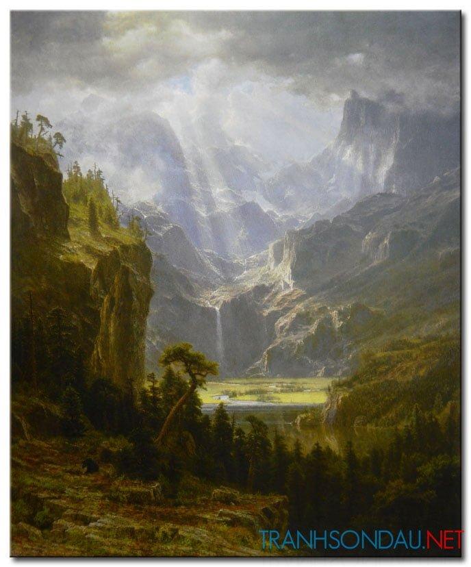 Phong Cảnh Đồi Núi M951