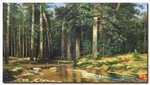 Phong Cảnh Rừng Cây M956
