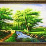 Phong Cảnh Rừng Cây M957