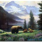 Rừng Lá Kim Và Núi Tuyết M961