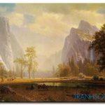 Phong Cảnh Rừng Núi Hùng Vĩ M965