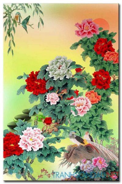 Hoa Mẫu Đơn M1448