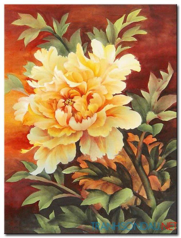 Hoa Mẫu Đơn M1460