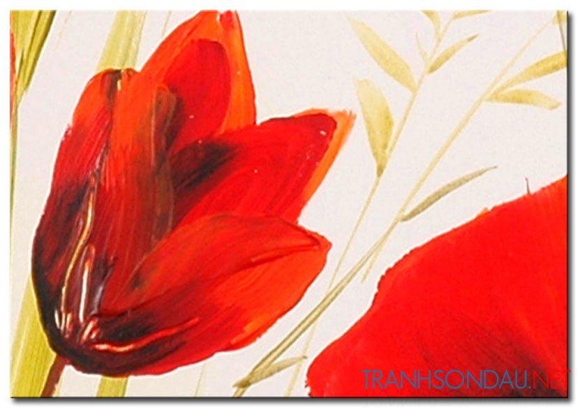 hoa poppy m2188-2