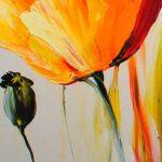 hoa poppy m2194-2