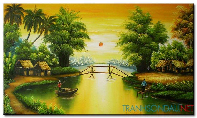 Dòng Sông Quê Hương M1502