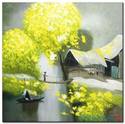 Phong Cảnh Quê Hương M1503