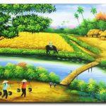 Phong Cảnh Quê Hương M1519