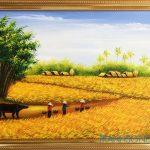 Mùa Gặt M1525