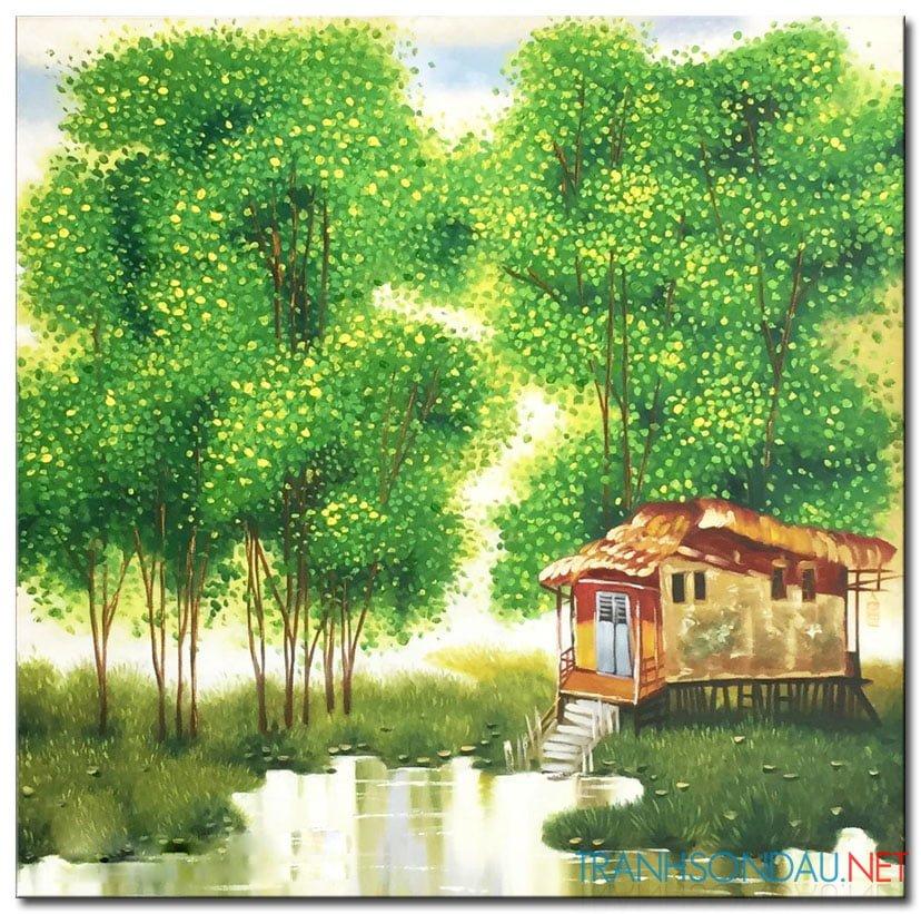 Phong Cảnh Quê Hương M1532