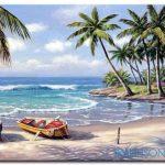 Phong Cảnh Bờ Biển M1769