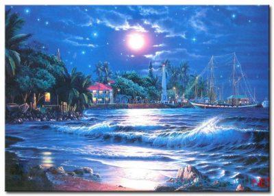 Biển Đêm M1770