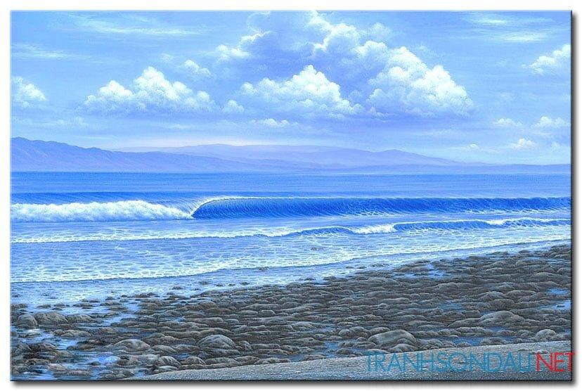 Phong Cảnh Bờ Biển M1776