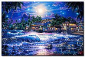 Biển Đêm M1786