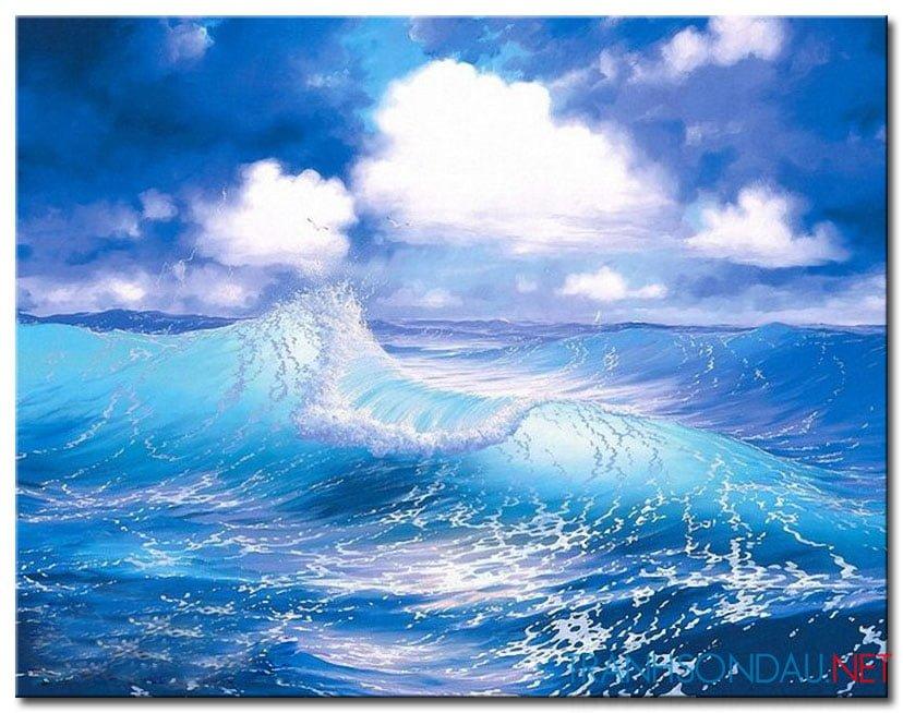 Biển Xanh M1793
