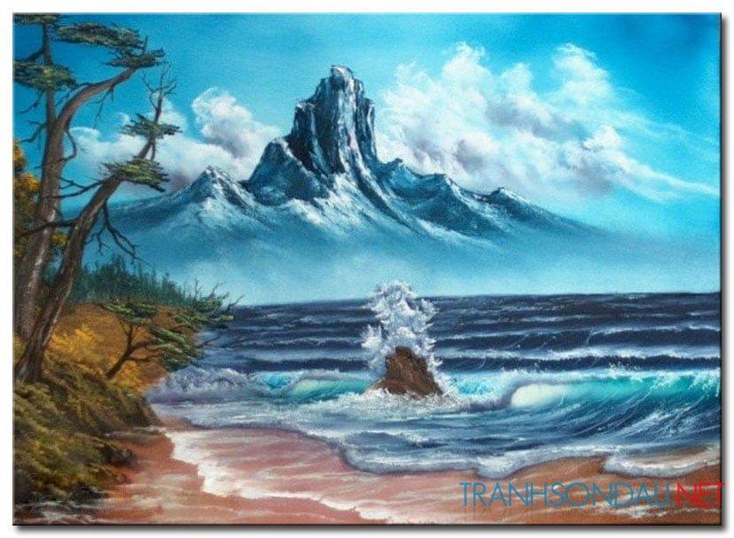 Biển Xanh M1798