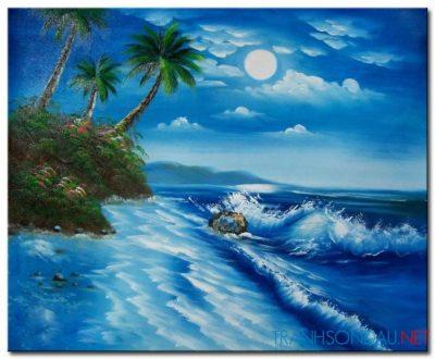 Biển Đêm M1802