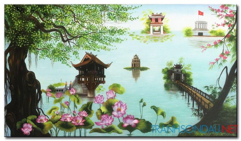 Hồ Hoàn Kiếm M2185
