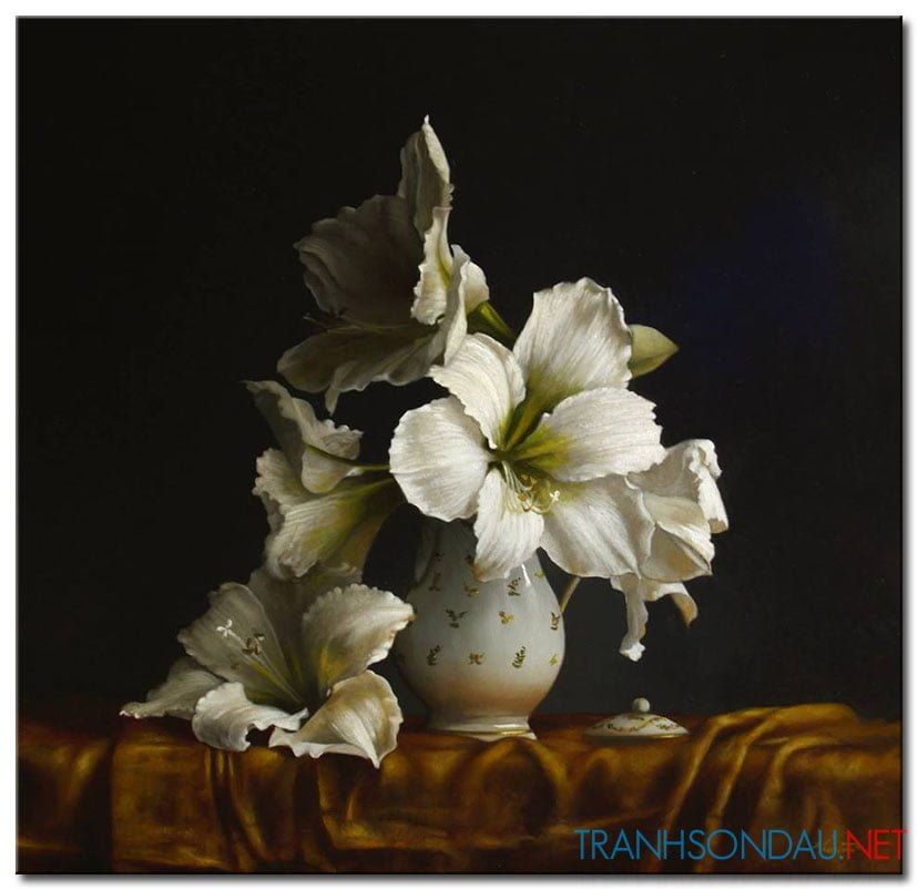 Bình Hoa Khoe Sắc M1238