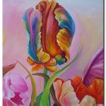 Những Cánh Hoa Khoe Sắc M1245