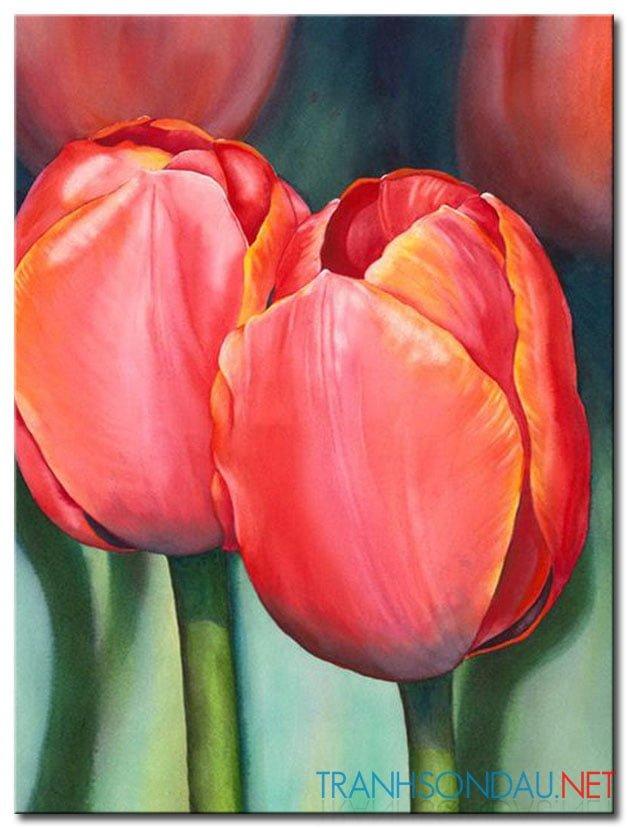 Những Cánh Hoa Khoe Sắc M1250