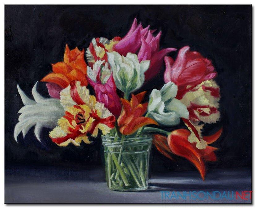 Tulip Khoe Sắc M1283