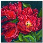 Những Cánh Hoa Khoe Sắc M1302