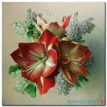 Những Cánh Hoa Tulip M1338