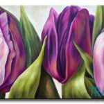 Những Cánh Hoa Tulip M1342