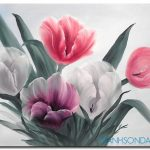Những Cánh Hoa Tulip M1361