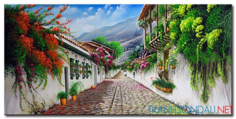 Phong Cảnh Thiên Nhiên M1195