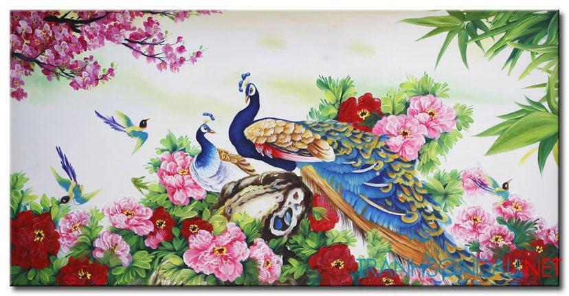 Phượng Hoàng Song Phi M1369