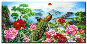 Phượng Hoàng Song Phi M1372