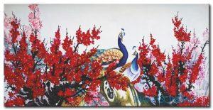 Phượng Hoàng Song Phi M1605