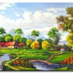 Tranh Phong Cảnh M2133