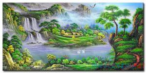 Tranh Phong Cảnh M2154