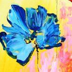 hoa poppy m2218-2