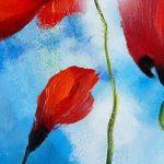 hoa poppy m2245-3