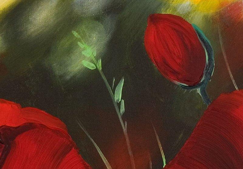 hoa poppy m2251-1