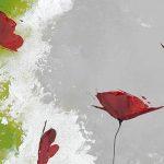 hoa poppy m2253-2