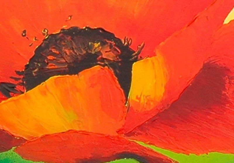 hoa poppy m2254-2
