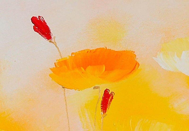 hoa poppy m2258-2