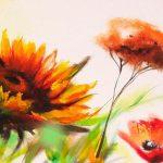 hoa poppy m2269-2