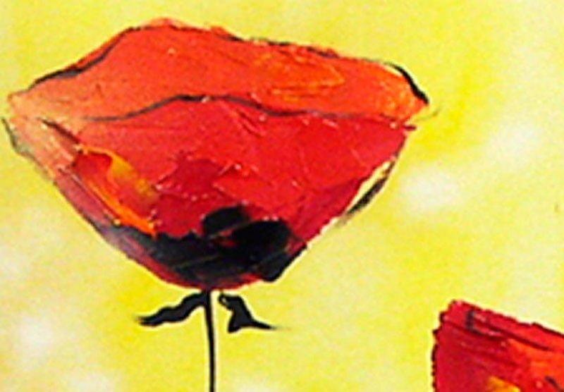 hoa poppy m2273-2