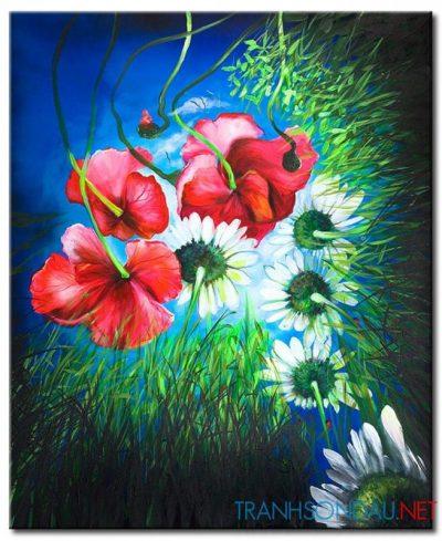 Poppy Khoe Sắc M2276
